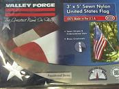 VALLEY FORGE 3' X 5' U.S.A. FLAG